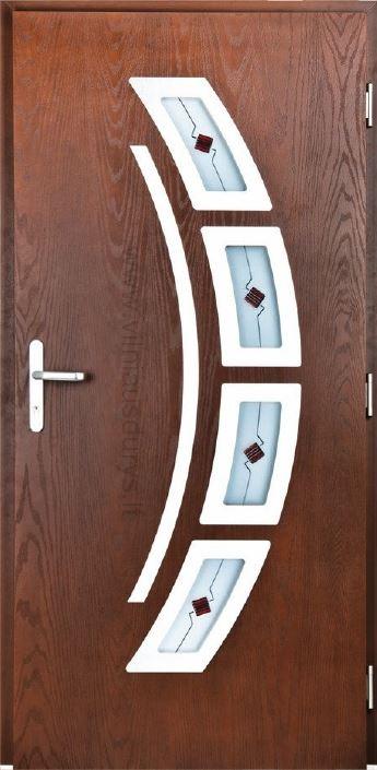 Lauko durys VIKKING Premium uab skajus